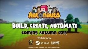 Купить Autonauts