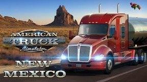 Купить American Truck Simulator - New Mexico