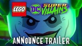 Купить LEGO DC Super-Villains