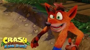 Купить Crash Bandicoot N. Sane Trilogy