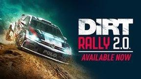 Купить DiRT Rally 2.0