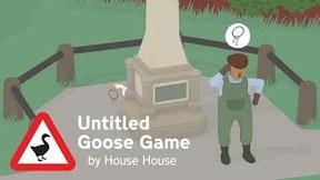 Купить Untitled Goose Game