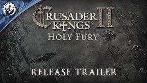Купить Crusader Kings II: Holy Fury - Expansion