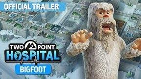 Купить Two Point Hospital: Bigfoot