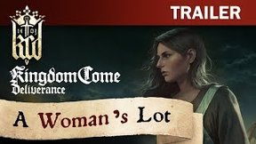 Купить Kingdom Come: Deliverance – A Woman's Lot