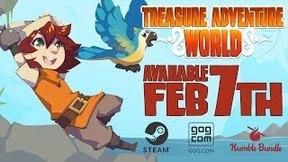 Купить Treasure Adventure World