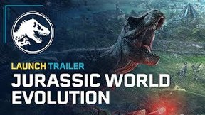 Купить Jurassic World Evolution