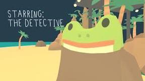 Купить The Haunted Island, a Frog Detective Game
