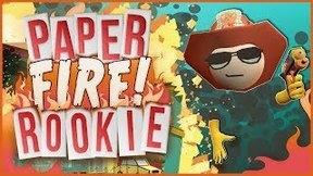 Купить Paper Fire Rookie Arcade