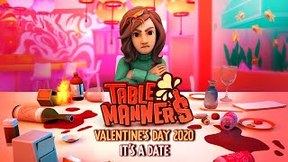 Купить Table Manners: The Physics-Based Dating Game