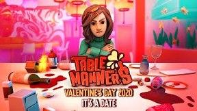 Купить Table Manners: Physics-Based Dating Game