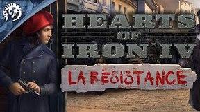 Купить Hearts of Iron IV: La Résistance