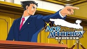 Купить Phoenix Wright: Ace Attorney Trilogy