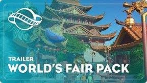 Купить Planet Coaster - World's Fair Pack