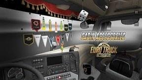 Купить Euro Truck Simulator 2 - Cabin Accessories