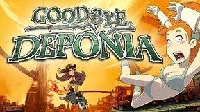 Купить Goodbye Deponia