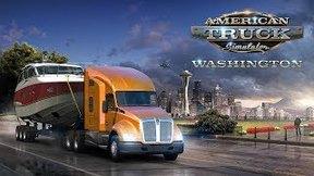 Купить American Truck Simulator - Washington