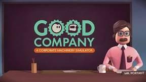 Купить Good Company