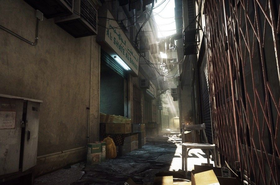 Скриншот игры [Аккаунт]  Battlefield 3 PREMIUM + (Секретный вопрос)