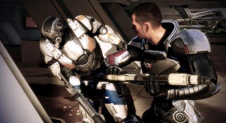 Скриншот игры [Аккаунт] Mass Effect 3 + (Секретный вопрос)