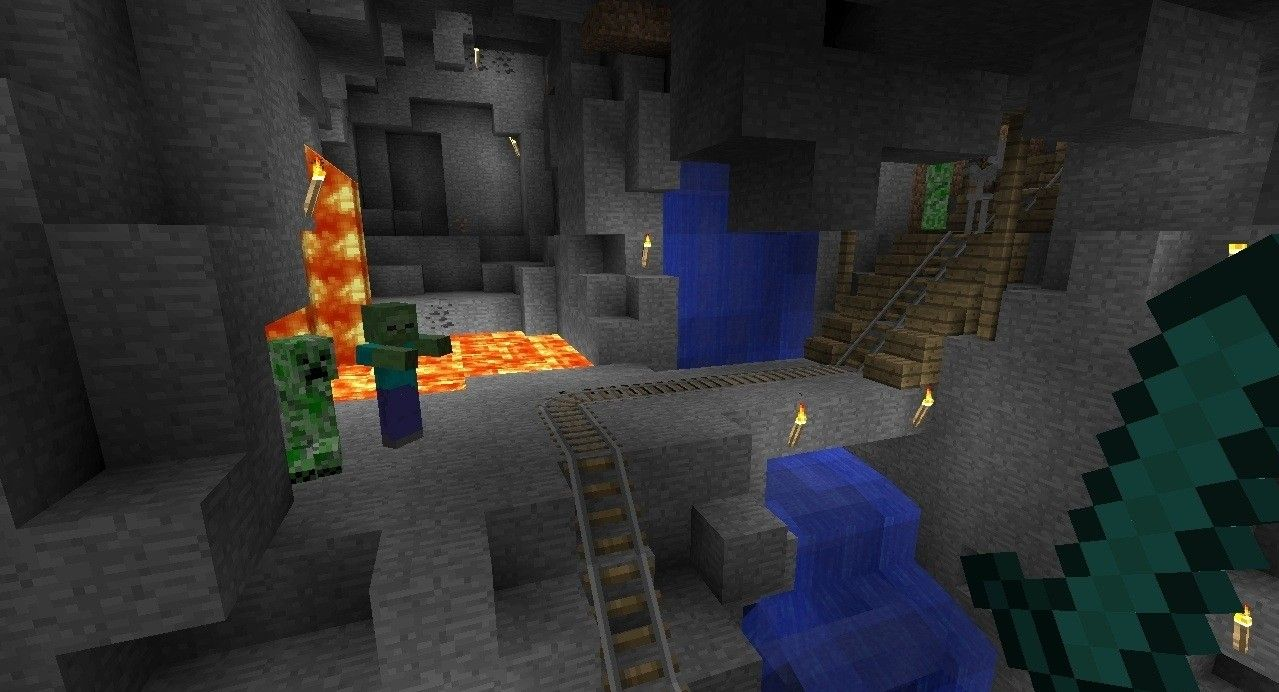 Скриншот игры Случайный Minecraft Premium [Вход в Клиент]