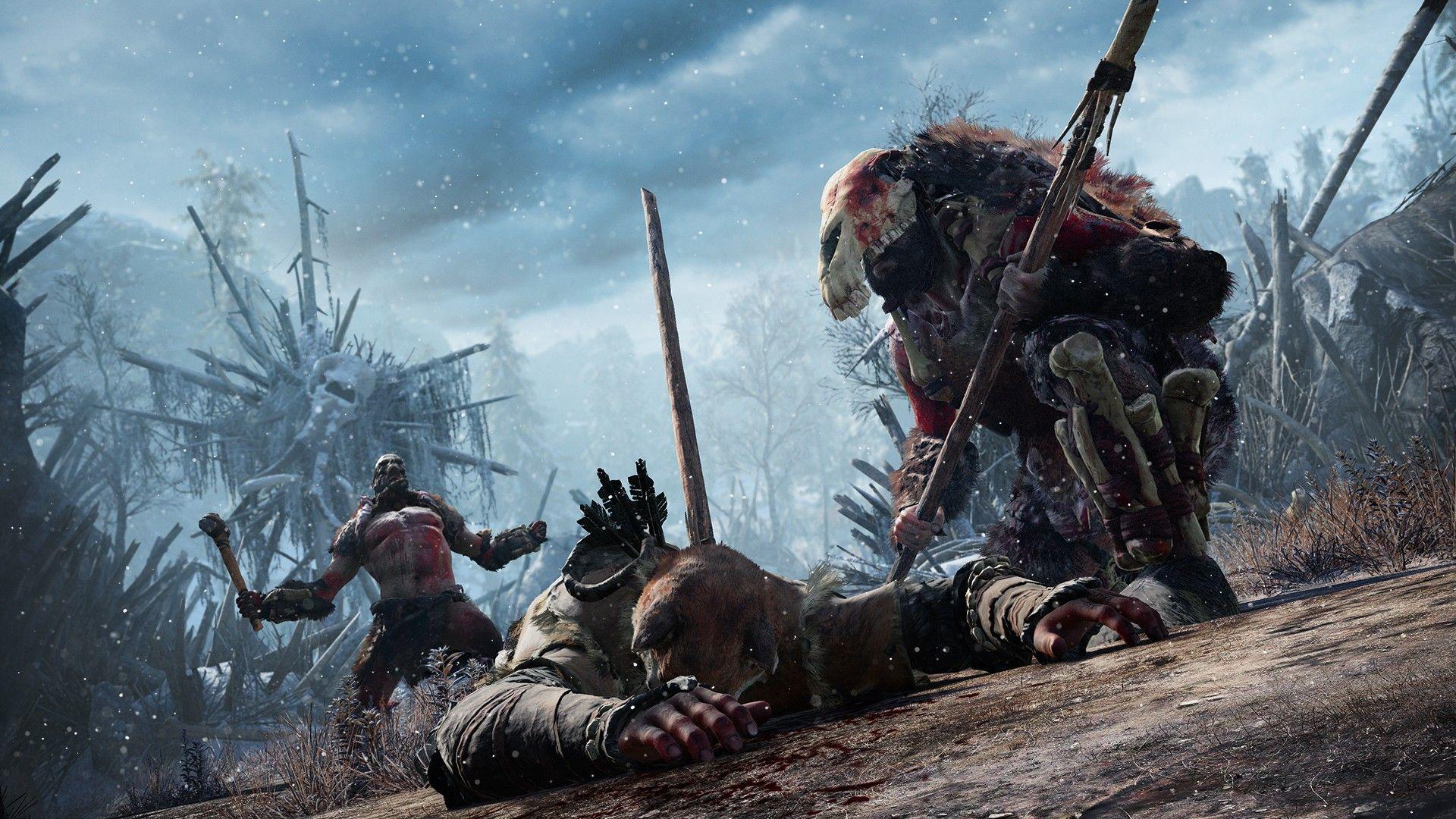 Скриншот игры [Аккаунт] Far Cry Primal
