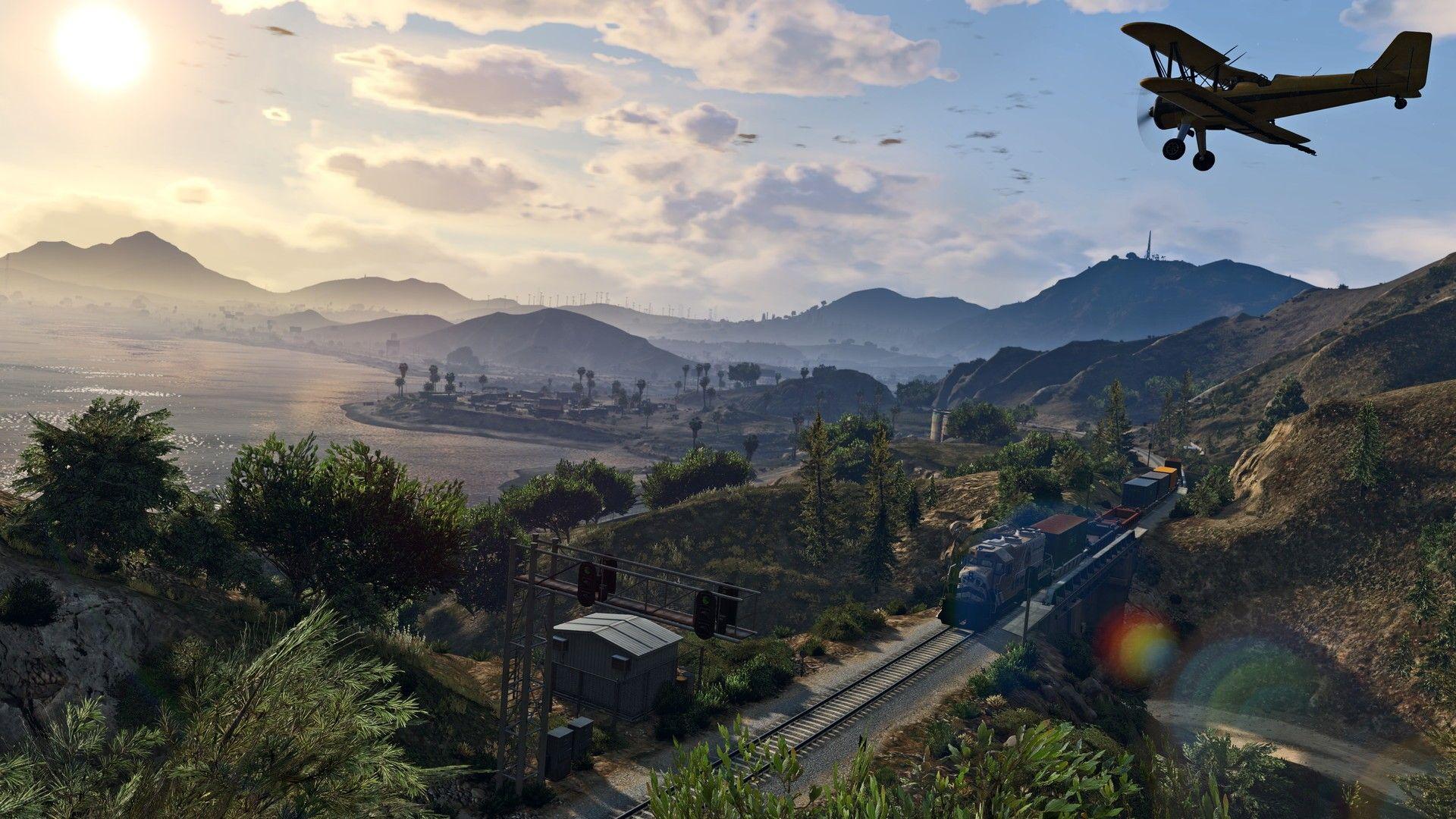 Скриншот игры [Аккаунт] Grand Theft Auto V (Social Club)