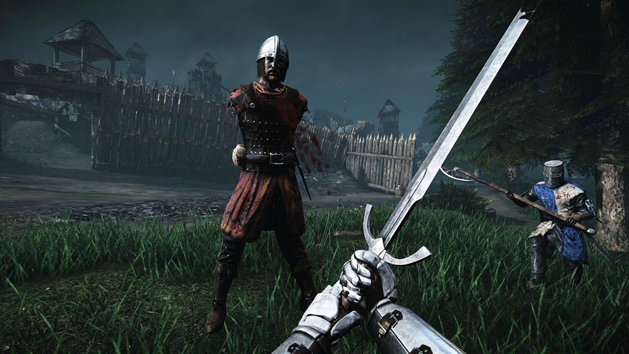 Chivalry medieval warfare для pc огляд : Бесплатный сайт файлов