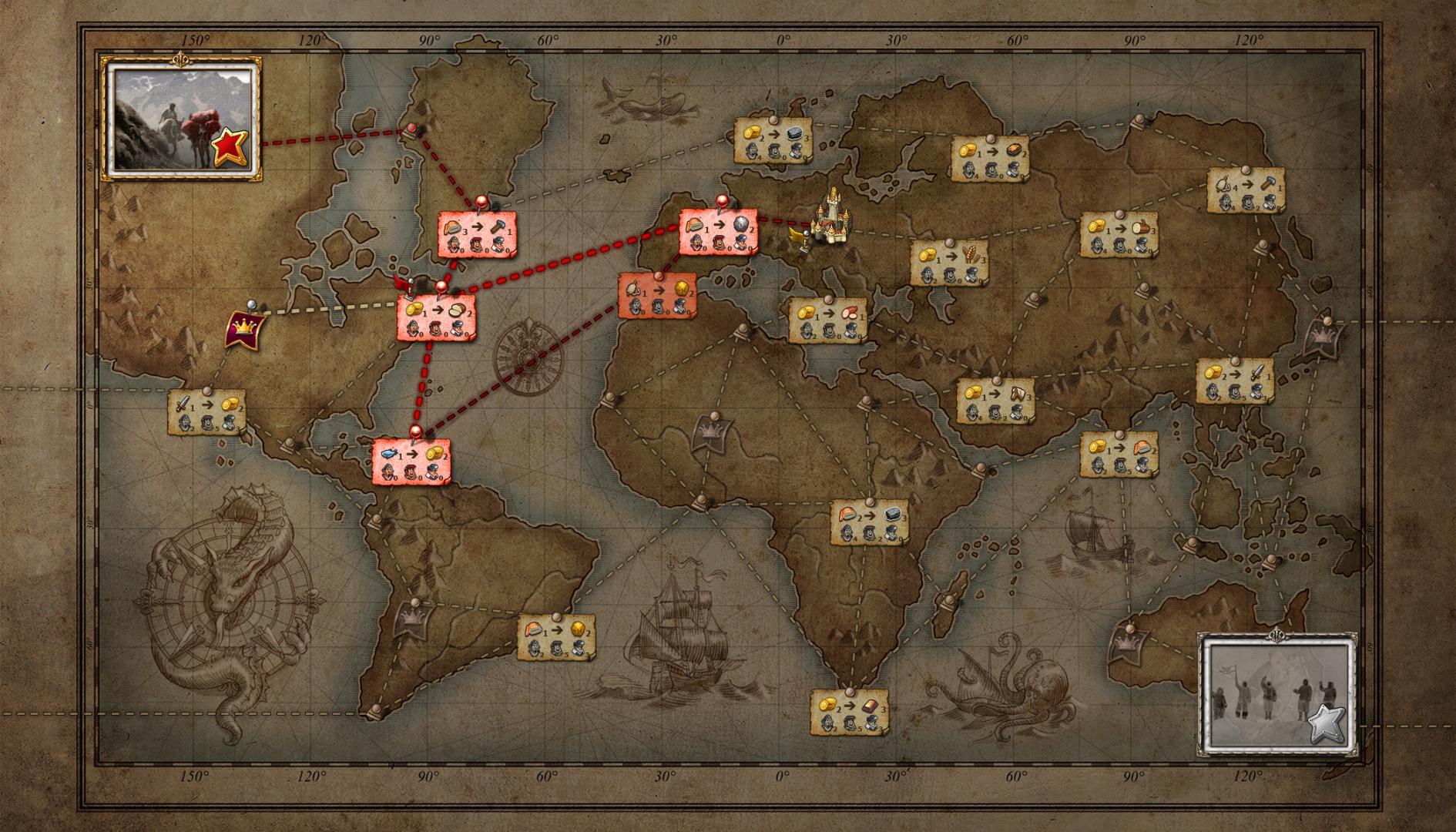 Скриншот игры [Аккаунт] The Settlers 7