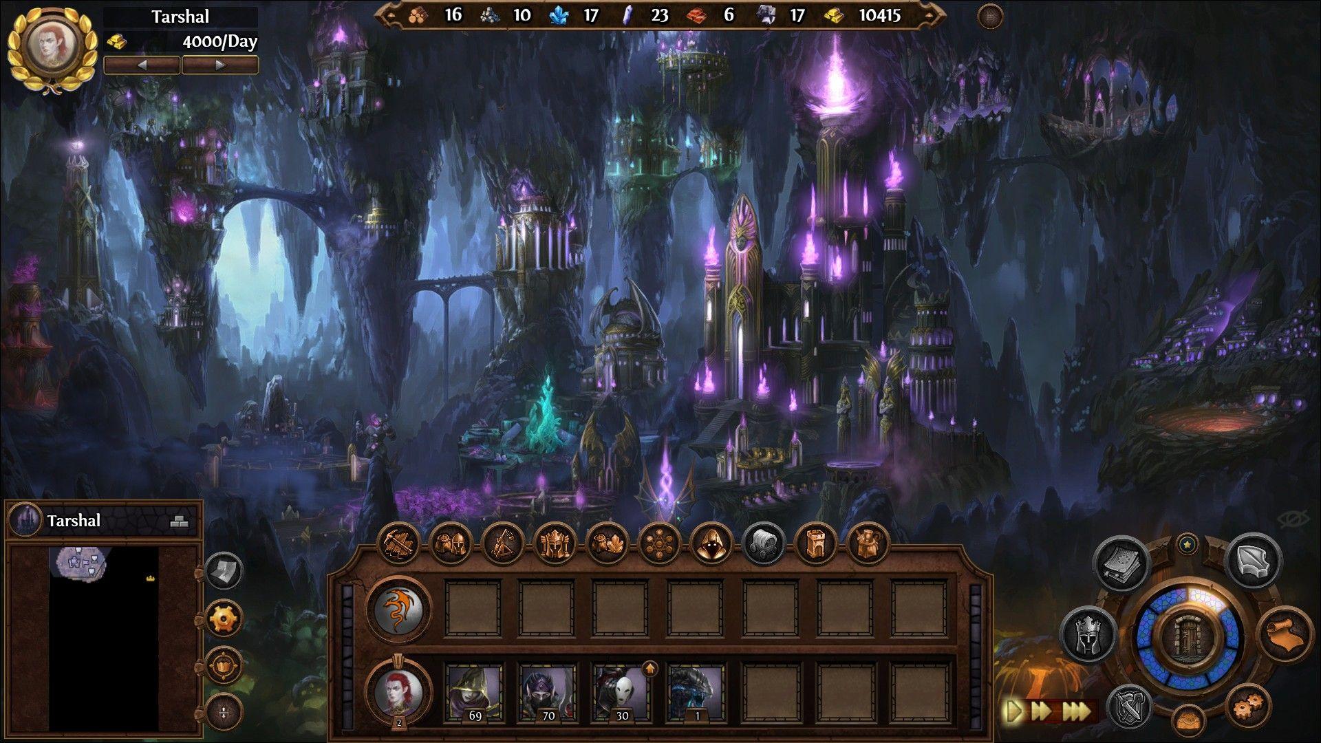 Скриншот игры [Аккаунт] Might and Magic Heroes VI