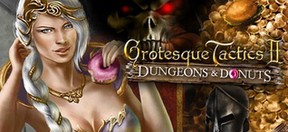 Купить Grotesque Tactics 2 - Dungeons and Donuts