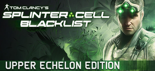 Купить Tom Clancy's Splinter Cell: Blacklist - Upper Echelon Edition