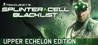Купить Tom Clancy's Splinter Cell: Blacklist - Upper Echelon Edition