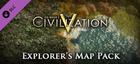 Купить Sid Meier´s Civilization V - Explorer's Map Pack