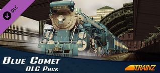 Купить Trainz Simulator 12: Blue Comet