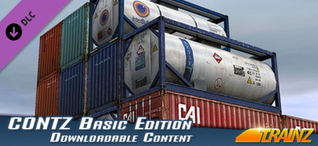 Купить Trainz Simulator 12: CONTZ Pack - Basic Edition