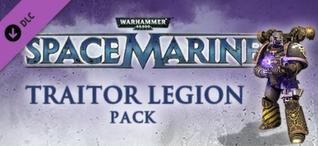 Купить Warhammer 40,000: Space Marine - Traitor Legions Pack