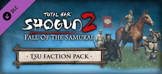 Купить Total War: SHOGUN 2 - Fall of the Samurai - Tsu Faction Pack DLC