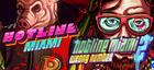 Купить Hotline Miami 1 + 2 Combo Pack