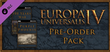 Купить Europa Universalis IV: Pre-Order Pack