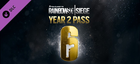 Купить Tom Clancy's Rainbow Six Siege - Year 2 Pass
