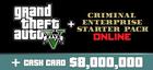 Купить Grand Theft Auto V & Megalodon Shark Cash Card