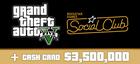 Купить Grand Theft Auto V & Whale Shark Cash Card
