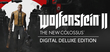 Купить Wolfenstein II: The New Colossus Digital Deluxe Edition