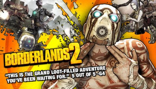 Купить Borderlands 2