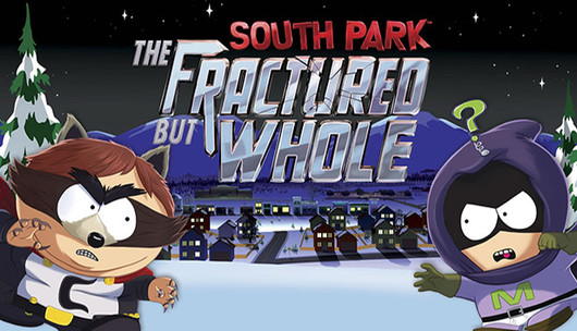 Купить South Park The Fractured But Whole