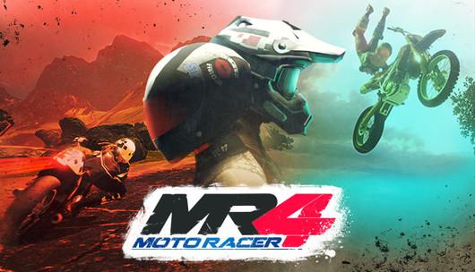 Купить Moto Racer  4