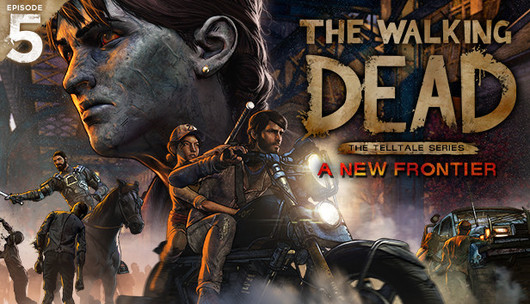 Купить The Walking Dead: A New Frontier