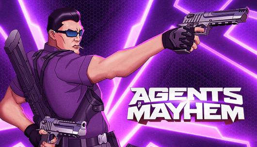Купить Agents of Mayhem - Digital Edition + 3 игры