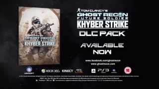 Купить Tom Clancy's Ghost Recon: Future Soldier - Khyber Strike